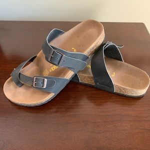 Birkenstock size 41 Black Sandals